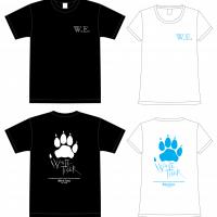 White Tiger Tシャツ